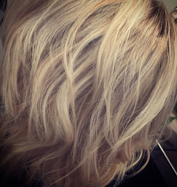 Beautiful Texture with Olaplex