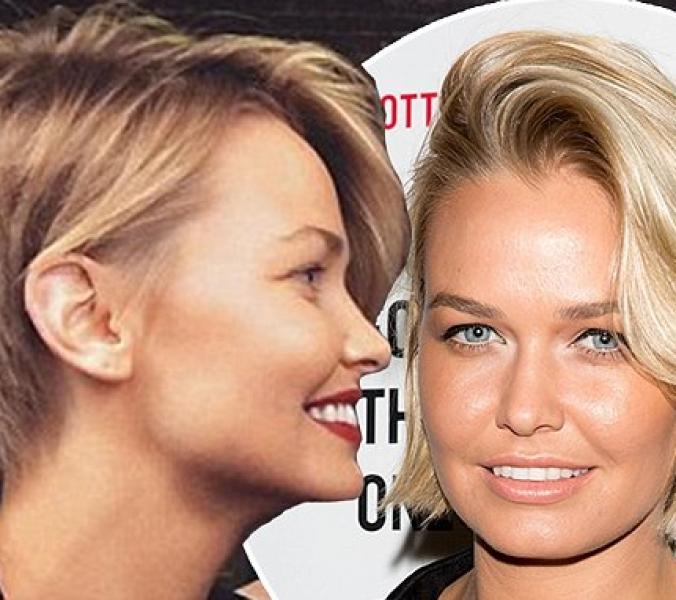 The 2016 Lara Bingle Inspired Short Hair Styles